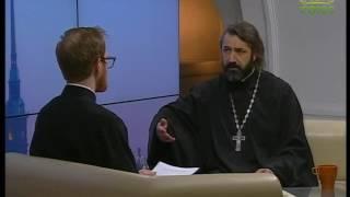 Беседы с батюшкой. Святая Троица: cмысл и предрассудки. Эфир от 1 июня 2017г