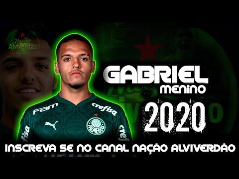 Gabriel Menino ● SKillS 2020 ● Palmeiras ● HD