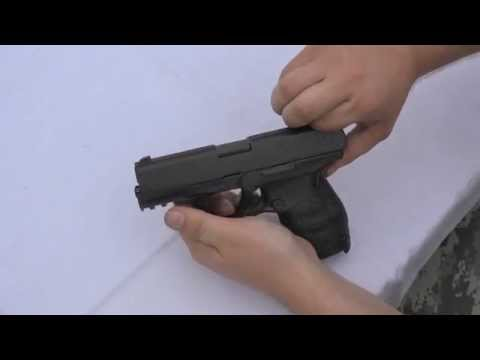 Walther PPQ M2 Pistol - Just Fieldstrip
