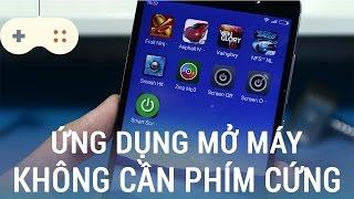 Vật Vờ| Ứng dụng mở sáng màn hình không cần phím cứng cho Android