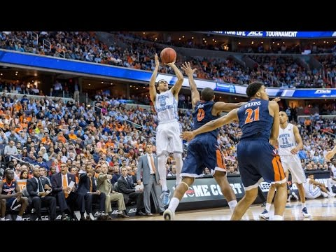 UNC Men's Basketball: Marcus Paige Comes Up Clutch in ACC Championship Game