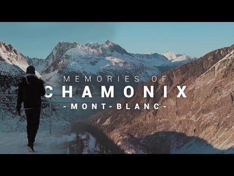 Memories of Chamonix - Mont Blanc -   Sony a6000 Travel Film