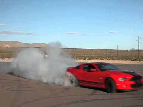 2013 Ford Mustang Gt 5 0 Track Package Burnout At The D