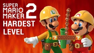 Download lagu The Hardest Mario Level of All Time MP3