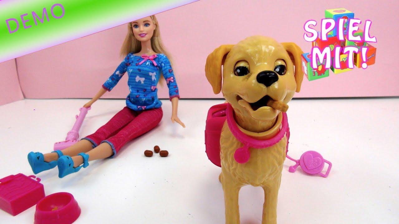 Mattel Barbie Hundesitterin Und Welpen