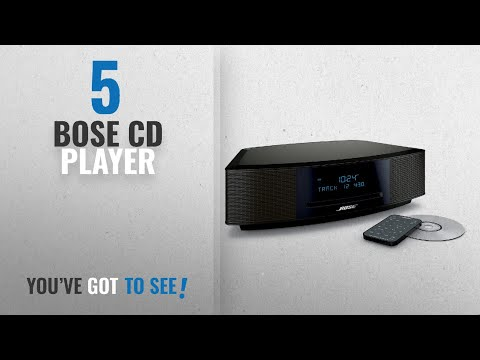Top 5 Bose Cd Player [2018]: Bose Wave Music System IV - Espresso Black