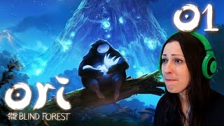 Ori and the Blind Forest Walkthrough Part 1 - Try not to Cry