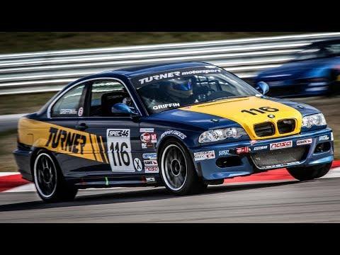 BMW 'Spec E46' 330ci - (Track) One Take