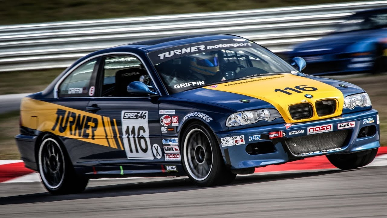 Bmw  U0026 39 Spec E46 U0026 39  330ci -  Track  One Take