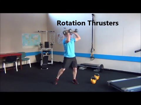 3D Thruster Variations