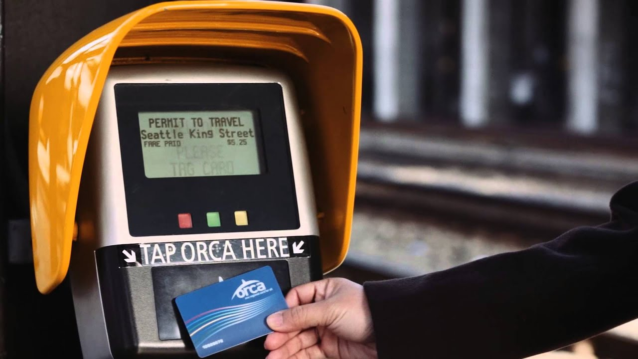ORCA Card | One Regional Card for All (ORCA) | Sound Transit