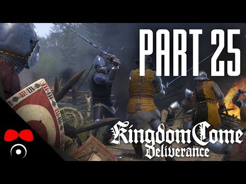 SÁZAVSKÝ PRISON BREAK!   Kingdom Come: Deliverance #25