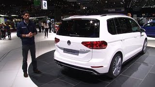 Volkswagen Touran, perché monovolume? | Salone di Ginevra 2015