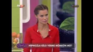 Hipnoz ve ideal kilo / Ebruli TV8 / Video 4