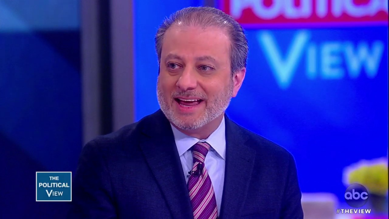 "Preet Bharara on Mueller Report, Cohen, and ""Doing Justice"" 