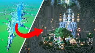 My Biggest Minecraft Project To Date! | 100+ HOURS