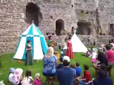Framlingham Castle - Robin Hood song