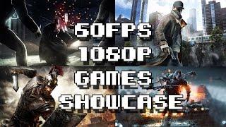 60FPS Games Showcase!