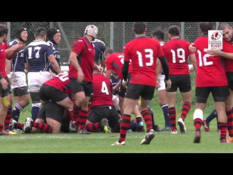 Japan Self Defense Force vs Sports Club Armia Georgia IDRC Plate SF Highlights 19-10-15