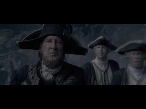Пираты Карибского моря - Прикол про Ногу (переозвучка)