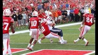 BYU vs Nebraska Football 2015 Including Fan Reactions