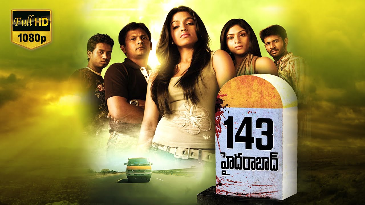 143 Hyderabad Telugu HD Movie Watch Online | Dhansika, Anand Chakravarthy