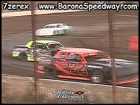 Street Stock Heat 2 Barona Speedway 4-22-2017