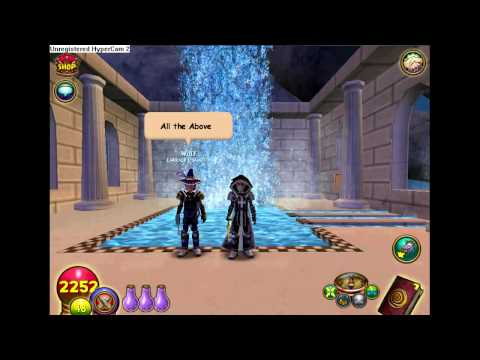 Wizard101 Music  All the above