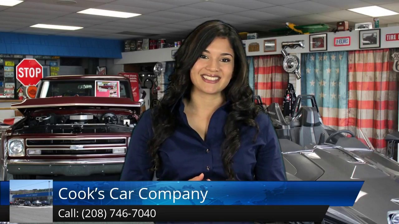 Cooks Car Company >> Looking For A Used Car In Moscow Idaho Cooks Car Company