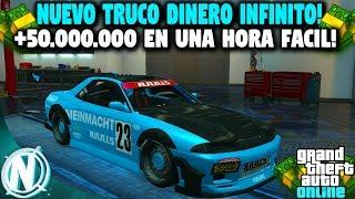 NUEVO TRUCO DINERO INFINITO BESTIAL DUPLICAR LOWRIDERS!   GTA 5 ONLINE 50.000.000 EN UNA HORA!