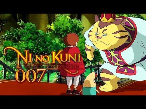 NI NO KUNI [007] - Audienz bei Ihrer Miaujestät