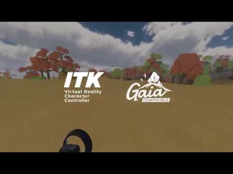 RELEASED] VR Character Controller - Inspace Toolkit (ITK
