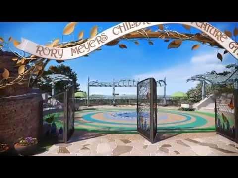 Dallas Arboretum Rory Meyers Children 39 S Adventure Garden Youtube