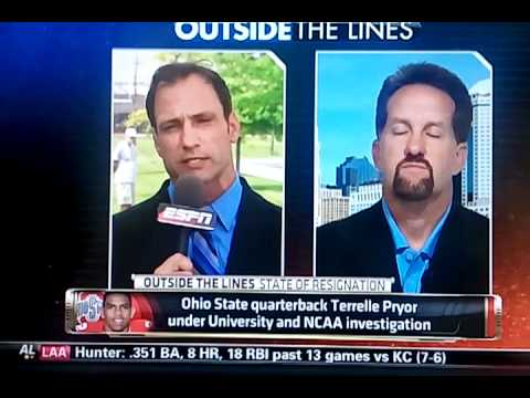 Chris Spielman blasts Terrelle Pryor