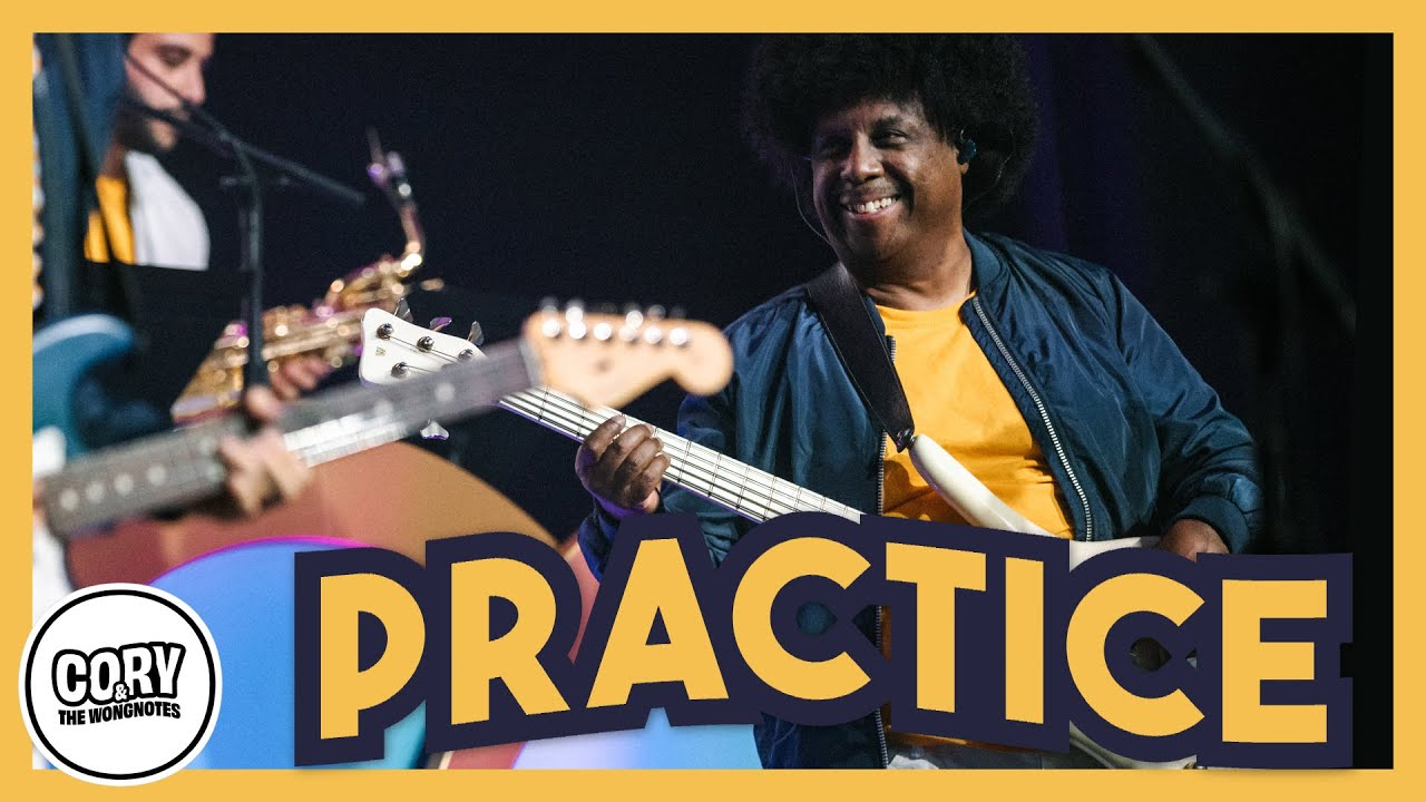 Cory and The Wongnotes // PRACTICE (feat. Sonny T) [Ep. 6]