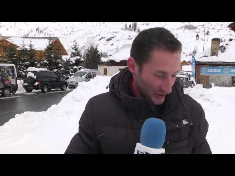 Hautes-Alpes : 100 cm de neige dans le Queyras, les habitants habitués et les riders heureux