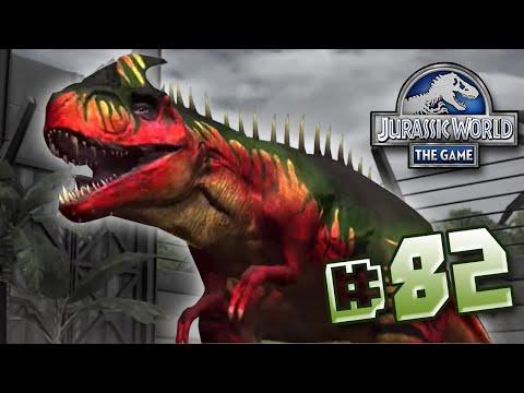 Carnosaurolophus!    Jurassic World - The Game - Ep 82 HD