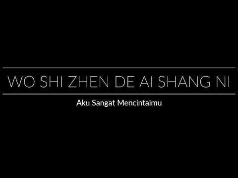 Kreatif !!! Video klip terbaru wo shi zhen de ai shang ni - MM