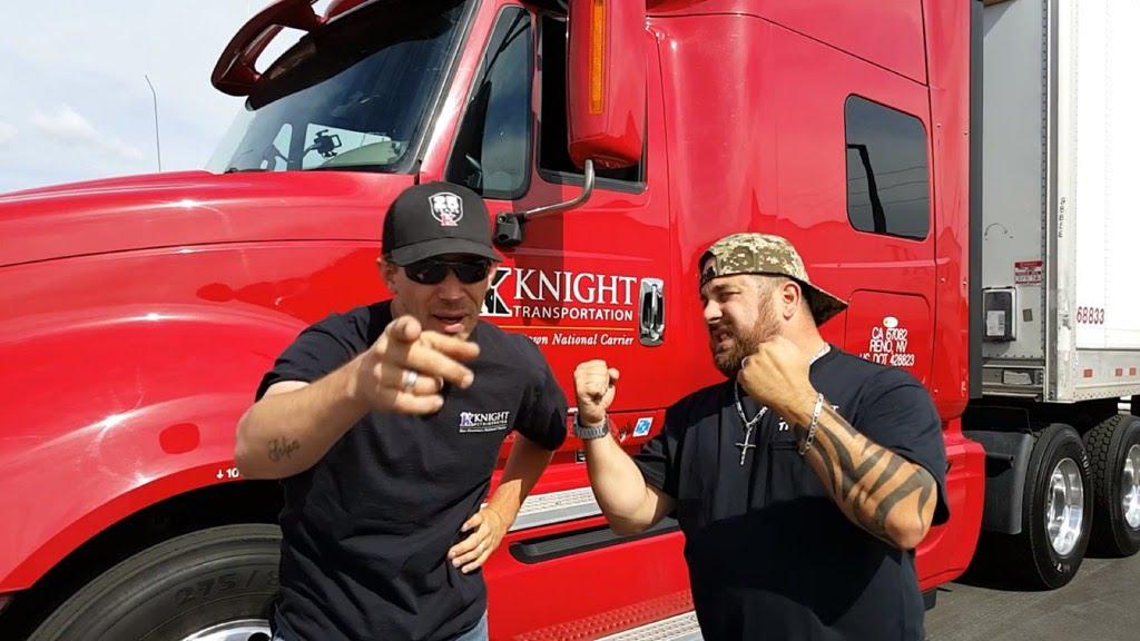 Knight Transportation Open House Driver Appericiation Salt Lake ...