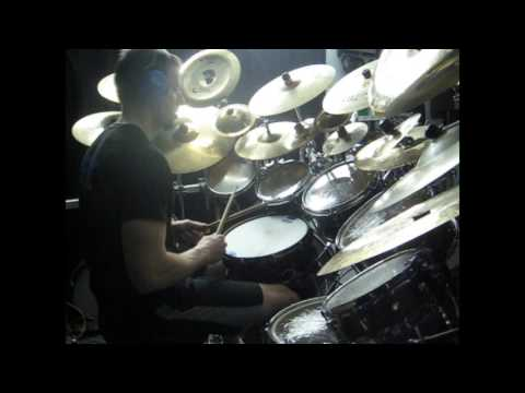 Deeds of Flesh : Studio Update 1 | Drums - Darren Cesca