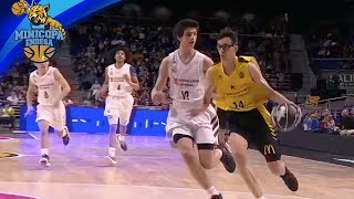 DIRECTO 🔴 Real Madrid - Iberostar Canarias   Final Minicopa Endesa 2019