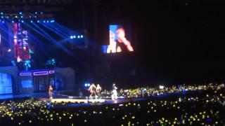 FANCAM 121027 BIGBANG Alive Tour in Malaysia - Stupid Liar