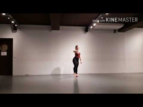 Improvisation danse contemporaine / Laure Fescourt