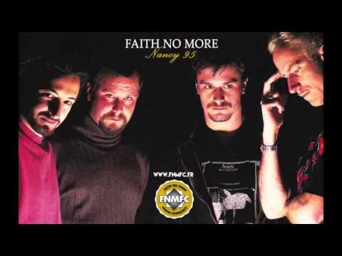 Faith No More Nancy 060495 •• France