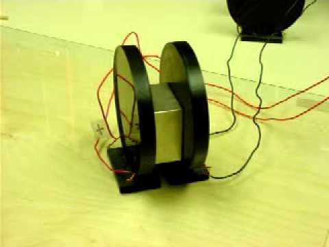 Magnetic Propulsion Drive