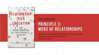 Principle 3: Webs of relationships
