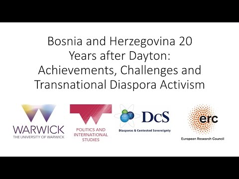 Bosnia and Herzegovina 20 Years after Dayton