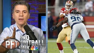 Did Seahawks crack 49ers' offensive code? | Pro Football Talk | NBC Sports