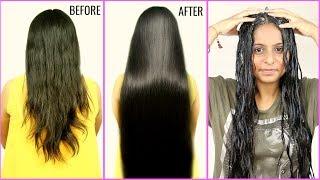पतले बालों को तेजी से मोटा, लम्बा, घना, शाइनिंग बनाये - Magical Hair Growth Mask | PrettyPriyaTV