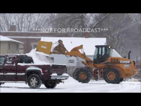 01-26-2019 Fayette County, Iowa-January 2019, Brutal Winter Weather Continues
